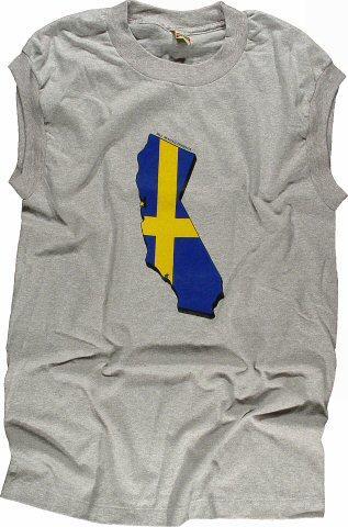 Europe Men's Vintage T-Shirt