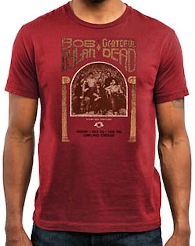 Bob Dylan Men's T-Shirt