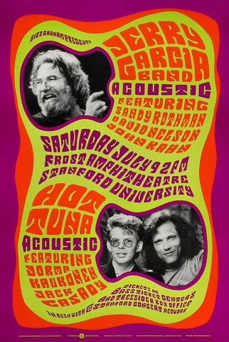 Jerry Garcia BandProof