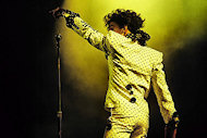 Prince BG Archives Print