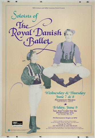 Royal Danish BalletProof