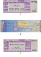 The Who1980s Ticket