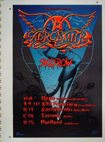 Aerosmith Proof