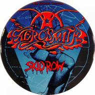 Aerosmith Retro Pin