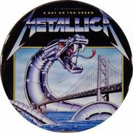 Metallica Retro Pin