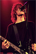 Kurt Cobain BG Archives Print