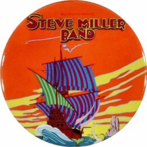 Steve Miller Band Pin