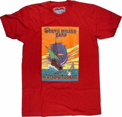 Steve Miller BandWomen's Retro T-Shirt