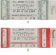 Prince1990s Ticket