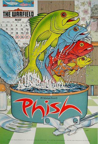 Phish Poster
