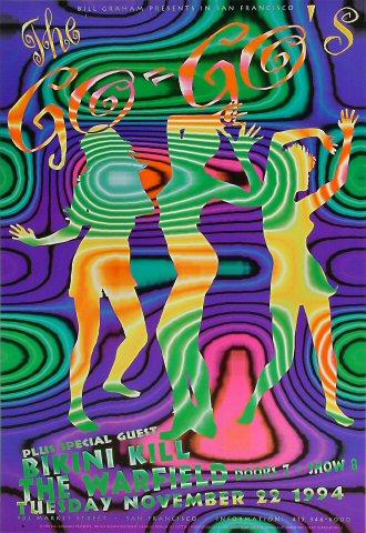 The Go-Go'sPoster