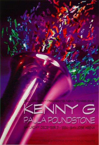 Kenny G Poster