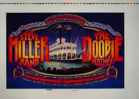 Steve Miller Band Proof