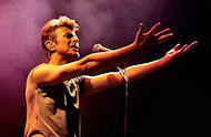 David Bowie BG Archives Print