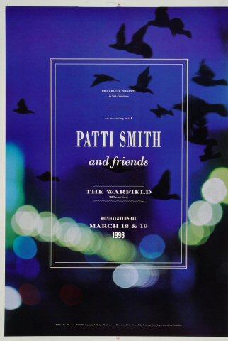 Patti Smith Proof