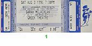 Sarah McLachlan 1990s Ticket