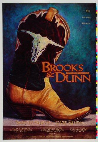 Brooks & Dunn Proof