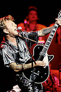 Brian SetzerBG Archives Print