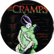 The Cramps Retro Pin