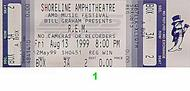 R.E.M.1990s Ticket