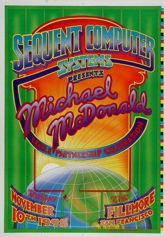 Michael McDonaldProof