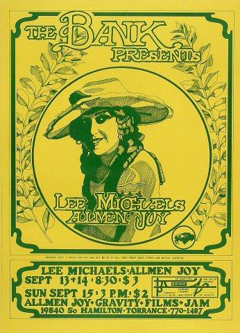 Lee Michaels Poster