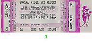 Pennywise 1990s Ticket