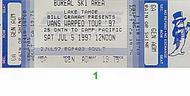 Social Distortion1990s Ticket