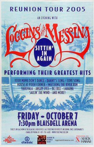 Loggins and Messina Poster