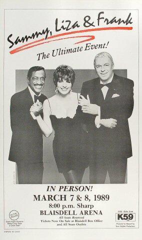 Sammy Davis Jr.Poster