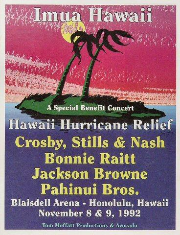 Benefit for Hawaii Hurricane Relief Program