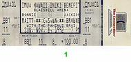 Bonnie Raitt1990s Ticket