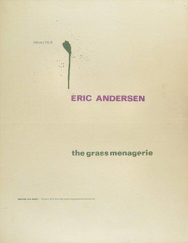 Eric Andersen Poster