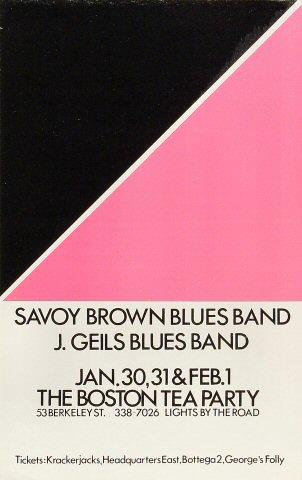 Savoy BrownPoster