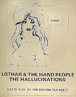 Lothar and the Hand PeoplePoster