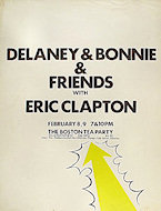 Delaney & Bonnie & Friends Poster
