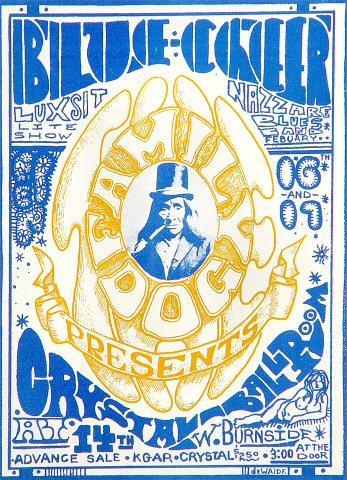 Blue CheerHandbill