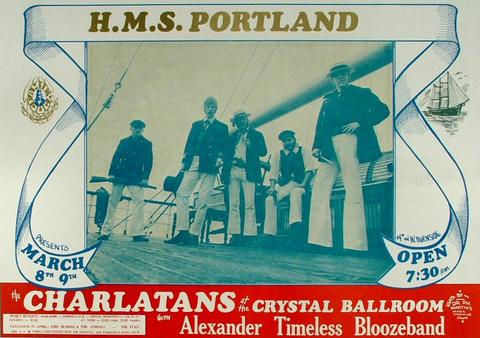 The Charlatans Poster