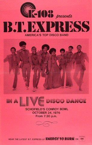 B.T. ExpressPoster