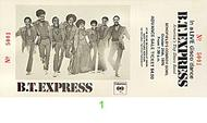 B.T. Express1970s Ticket