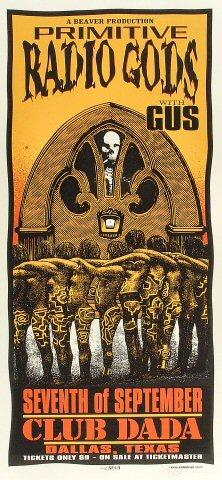 Primitive Radio Gods Poster