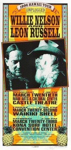 Willie NelsonPoster