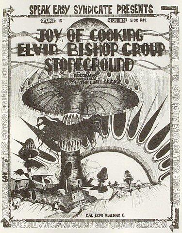 Joy of Cooking Handbill