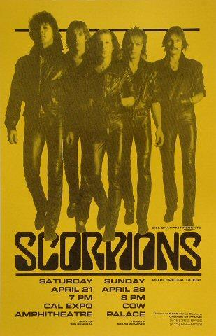 ScorpionsPoster