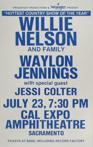 Willie Nelson and FamilyPoster
