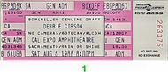 Debbie Gibson1980s Ticket