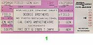 The Doobie Brothers 1980s Ticket