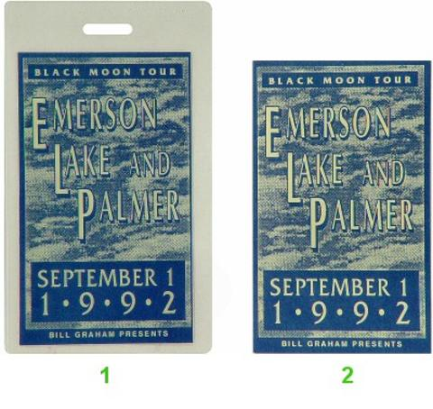 Emerson, Lake & Palmer Laminate