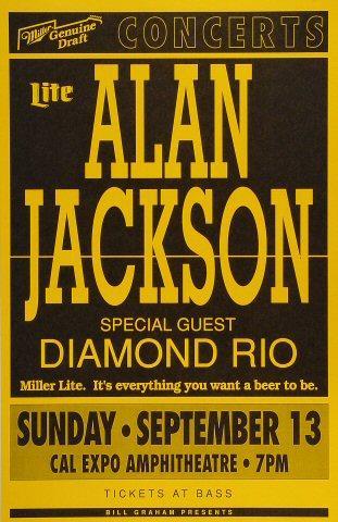 Alan JacksonPoster