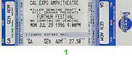 RatDog 1990s Ticket